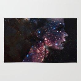 Galaxy Eyes Rug