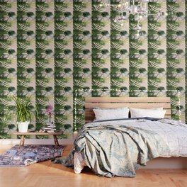 Tropical Mix Wallpaper