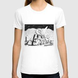 Happy Pyramid T-shirt