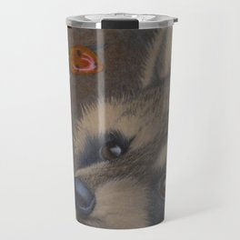 Psilocybin Critter Travel Mug