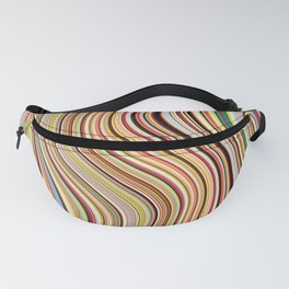 Old Skool Stripes - Flow Fanny Pack