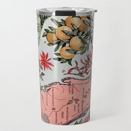 Vintage Map of Florida (1917) Travel Mug