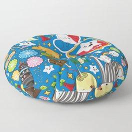 Dulce Patria Kawaii Floor Pillow