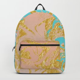 Foiled Backpack