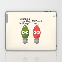 Seasonal Employment Laptop & iPad Skin
