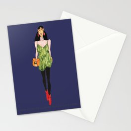 Fashion Drawing Series 4, Pinales Illustrated Stationery Cards