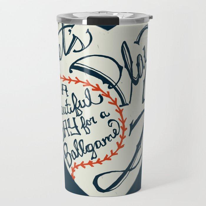 Mr. Cub Travel Mug