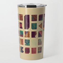 Swatches Travel Mug