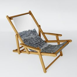 Dry stone wall Sling Chair