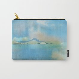 The Sacred Place From the Harbor Carry-All Pouch
