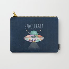 Spacecraft Carry-All Pouch