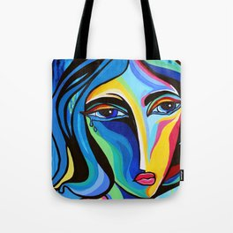 EMOTiONS Collection: Sadness Tote Bag