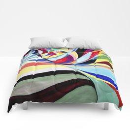 Geometric Botanicals 3 Comforters