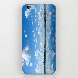 Cloud Safari iPhone Skin
