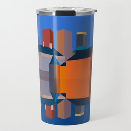 The Hague Double Faced Travel Mug