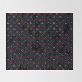 Play Now! Throw Blanket