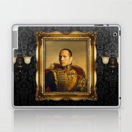 Dwayne (The Rock) Johnson - replaceface Laptop & iPad Skin
