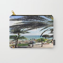 Ft. Lauderdale Beach   Photo Carry-All Pouch