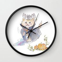 Dracatla! Wall Clock