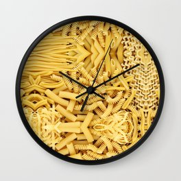 Pasta Life. Wall Clock