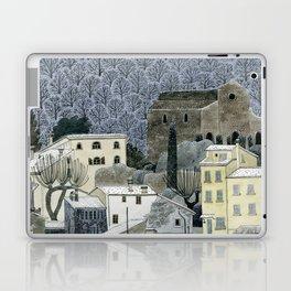 Winter Town Laptop & iPad Skin