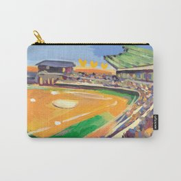 LSU Softball Carry-All Pouch