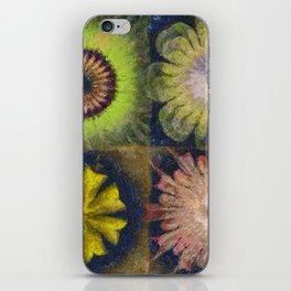 Methylator Structure Flowers  ID:16165-011604-36970 iPhone Skin