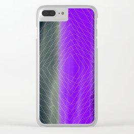 Diamond Effect Clear iPhone Case