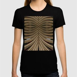 Wooden Frame with Lights T-shirt