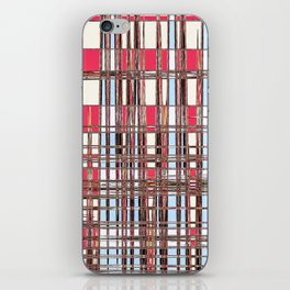 Abstract Coleus iPhone Skin