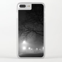 Night Time Medley Clear iPhone Case