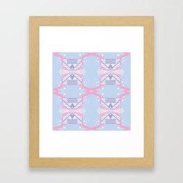 Kouta Framed Art Print