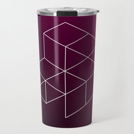 Geometry Travel Mug