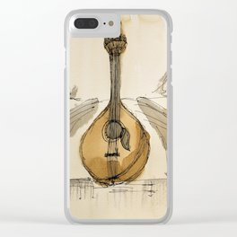 Fado Clear iPhone Case