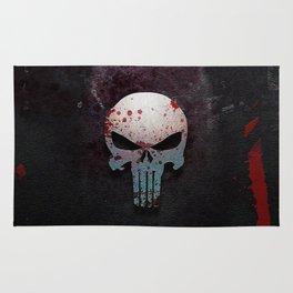 Punisher Skull Rug