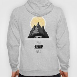 Lost In The Wild Hoody