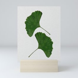 Ginkgo Leaf II Mini Art Print