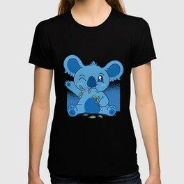 Blue Baby Koala T-shirt