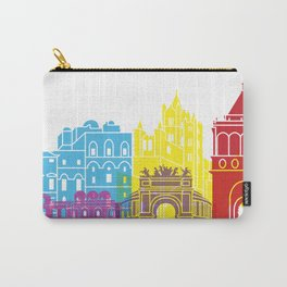 Palermo skyline pop Carry-All Pouch