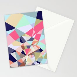 Geometry II Stationery Cards