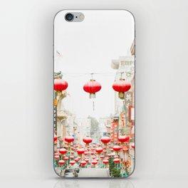 Chinatown iPhone Skin