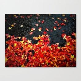 Tacoma Autumn Canvas Print