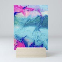 Summer jam II Mini Art Print