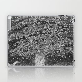 Mystic Tree Laptop & iPad Skin