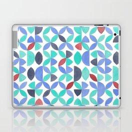 LITE GARDEN SALAD, hand-painted pattern by Frank-Joseph Laptop & iPad Skin