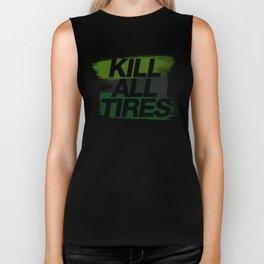 Kill All Tires v4 HQvector Biker Tank