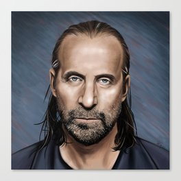 Peter Stormare Canvas Print