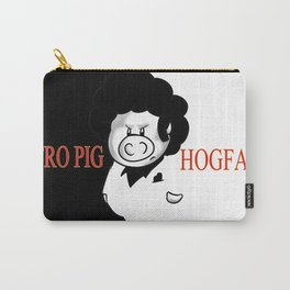 Hogface Carry-All Pouch