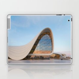 Zaha H A D I D | architect | Heydar Aliyev Center Laptop & iPad Skin