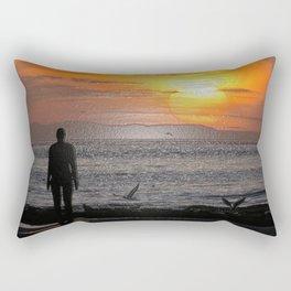 Sundown Rectangular Pillow